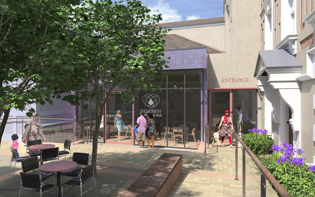 Fitzherbert Community Hub becomes a member of the UK Green Building Council