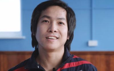 Volunteer Spotlight: 'Superstar' Sinh